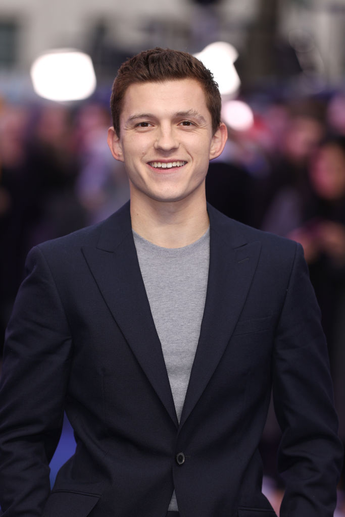 Tom Holland Dishes On Auditioning For 'Spider-Man' (& It's A Hilarious, Nerve-Racking Story!!)
