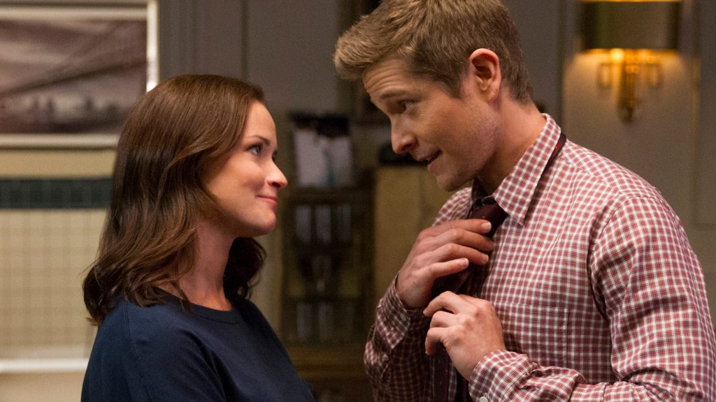 'Gilmore Girls': Why Matt Czuchry Refuses To Reveal the Father of Rory's Baby