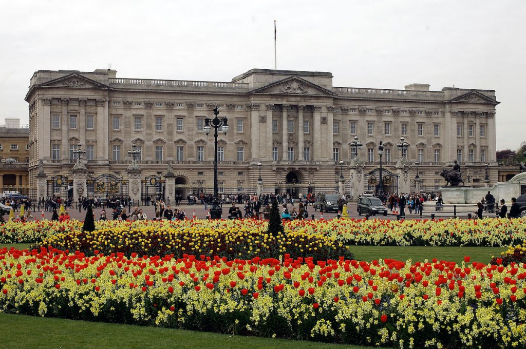 The royal family spends $30 million annually on their properties.