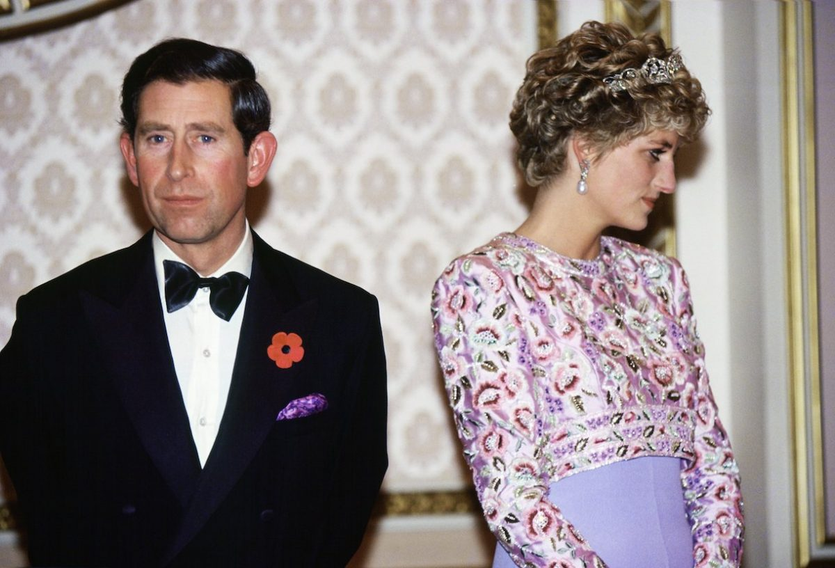 Prince Charles Had a Disturbing Reaction To Princess Diana Throwing Herself Down the Stairs While Pregnant